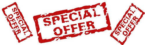 triple special offer
